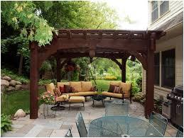 Timber Frame Pergola by Backyards Gorgeous Timber Frame Pergola Kit 149 Backyard Design
