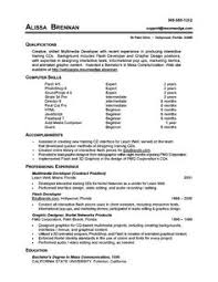 Qualifications Resume Example by Resume Examples Skills Section 57a660016 New Resume Skills And