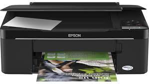 EPSON TX121 SERIES