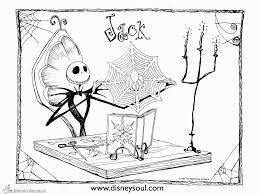 jack the pumpkin king coloring pages the nightmare before