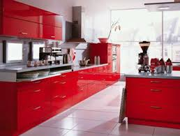 Red And Black Kitchen Ideas Red White Black Kitchen Home Design Ideas