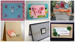 Handmade Farewell Invitation Cards Graceful And Decorated Handmade Card Ideas Handmade4cards Com