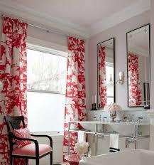 bathroom modern bathroom window curtains mondeas
