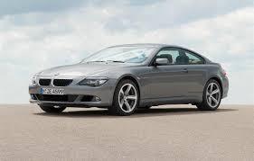 automotive database bmw 6 series e63
