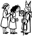 Sacrament of Confirmation Clipart