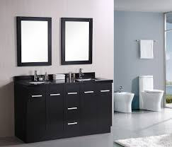 unstained veneered plywood floating bath sink and white combo sink