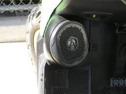 new speaker pods kawasaki teryx forums kawasaki utv teryx forum