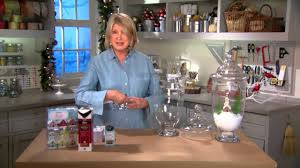 The Home Depot Christmas Decorations Martha Stewart Holiday Jars Youtube