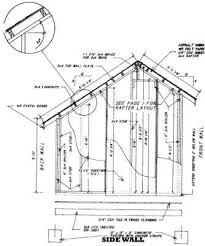 Diy Garden Shed Plans Free by Free Garden Shed Plans 8x12 Shed Construction Queensland