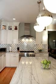minimalist glass tile for kitchen backsplash ideas with inspiring