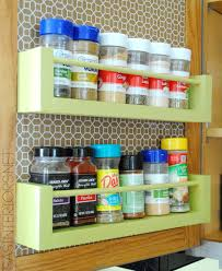 What Is The Best Shelf Liner For Kitchen Cabinets by Kitchen Organization Ideas For The Inside Of The Cabinet Doors