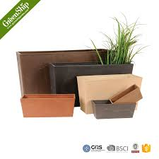 Outdoor Wall Planters by Green Wall Planter Box Green Wall Planter Box Suppliers And
