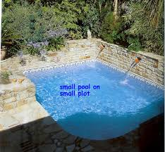 entracing natural pool designs for small backyards garden with