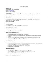 Accounts Payable Resume Skills Resume Format For It