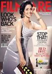 Flicks Hub - Sridevi Hot And Back On Filmfare Magazine appmaza.com