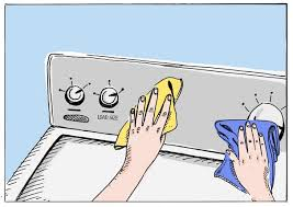 how to clean a washing machine apartment therapy