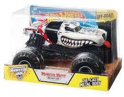 monster truck show missouri amazon com wheels monster jam monster mutt dalmatian die cast