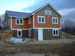 home design painted cinder block house home builders furniture