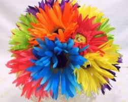 Rainbow Wedding Centerpieces by Best 20 Rainbow Bouquet Ideas On Pinterest U2014no Signup Required