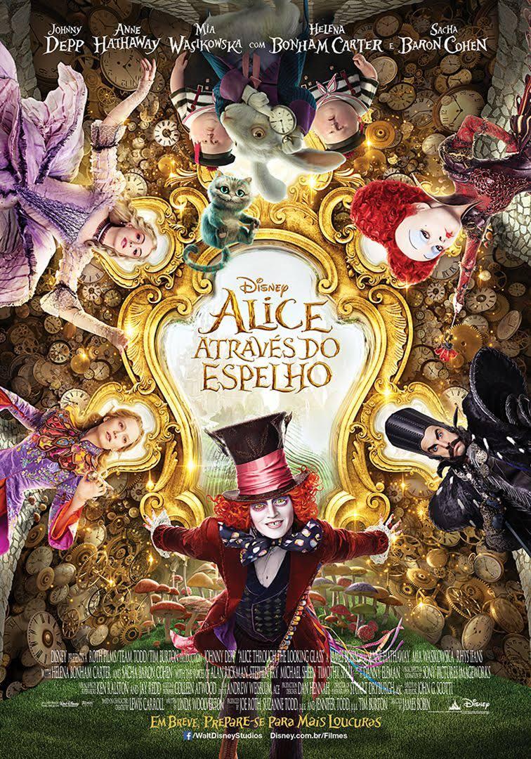 Filme Alice: Através do Espelho (2016) WEB-DL 720p / 1080p 5.1CH Dublado – Torrent