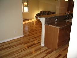 Bamboo Flooring In Kitchen Pros And Cons Dining Room Cozy Cork Flooring Pros And Cons With Oak Kitchen