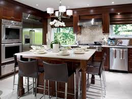 Stainless Steel Kitchen Furniture by Stainless Steel Kitchen Cabinets Hgtv Pictures U0026 Ideas Hgtv
