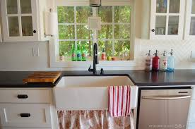 home design beadboard backsplash wood countertop banquette