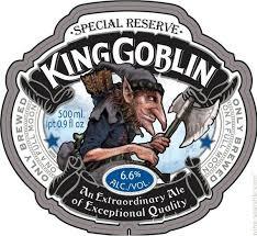 Wychwood Brewery King Goblin | A Quick Pint