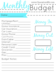 Sample Home Budget Spreadsheet Free Monthly Budget Spreadsheet Template Haisume