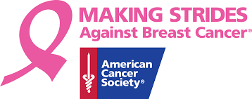 American Cancer Society Breast Cancer logo