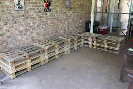 Build Your Own Outdoor Patio Table by Diy Outdoor Patio Furniture From Pallets