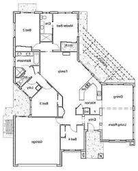 big house floor plans large modern house floor plans