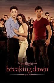 La saga Crepúsculo: Amanecer – Parte 1 (2012) [Latino]