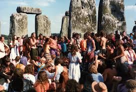 Stonehenge Free Festival