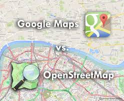 Fgoogle Maps Why Would You Use Openstreetmap If There Is Google Maps