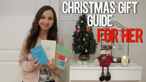 christmas gift guide for her what to get your mom sister