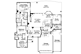 Ranch House Plan by Ranch House Plans Rosemont 30 376 Associated Designs