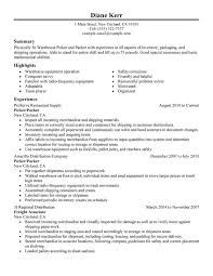 Sample Of Warehouse Worker Resume by Warehouse Resume Examples Warehouse Resume Skills Examples