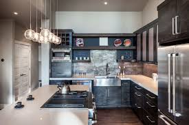 modern rustic kitchen decor ideas find a modern rustic kitchen