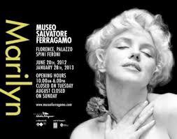 Marilyn Monroe in Florence