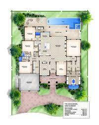 anna coastal floor plan 4 bedroom 4 1 2 bath 1 story 2 car anna coastal floor plan 4 bedroom 4 1 2 bath 1 story