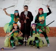 Halloween Ninja Turtle Costume Ninja Turtles Splinter Group Halloween Costume