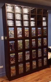 comic book storage furniture