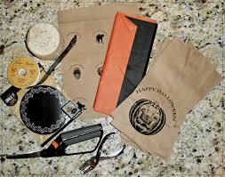 Printable Halloween Bags The Domestic Curator Vintage Halloween Treat Bags U0026 Tags Free