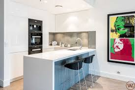 waterfall ends kitchen renovations melbourne kitchen designs