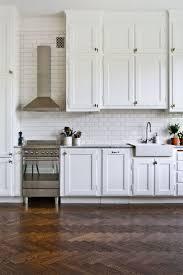 110 best subway tile kitchens images on pinterest home kitchen