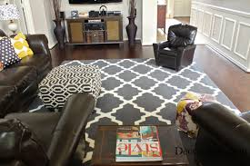Yellow And Gray Living Room Rugs Our New Living Room Rug Decorchick
