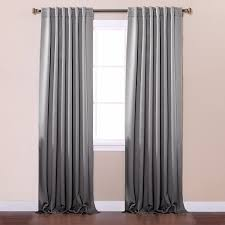 108 Inch Long Blackout Curtains by Amazon Com Best Home Fashion Thermal Insulated Blackout Curtains