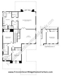 splendor series floor plans for fireside desert ridge homes