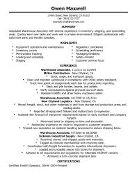 objective in resume examples warehouse resume template resume templates and resume builder warehouse worker resume samples resume format 2017